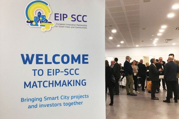 Innovative Freight European Commission and EIP SCC initiative
