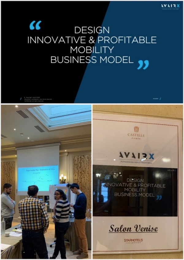 Experts join Emerging and Non-Conventional Transportation Business Model Innovation Workshop Modules 1 and 2